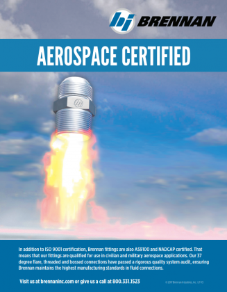 aerosapce certified